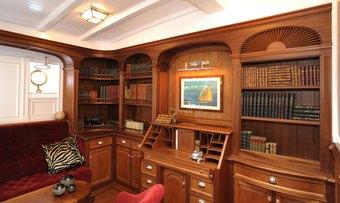 Atlantic yacht charter lifestyle