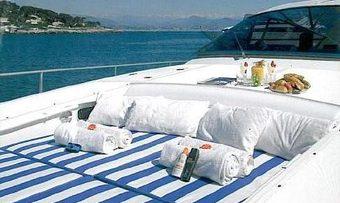 Ellery yacht charter lifestyle