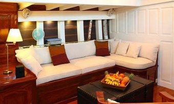 Aventure yacht charter lifestyle