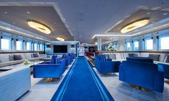 Queen Miri yacht charter lifestyle
