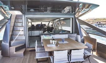 Baloo III yacht charter lifestyle