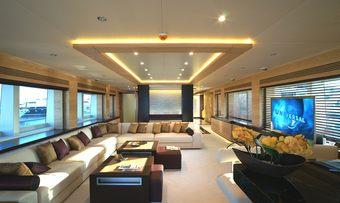 Tatiana I yacht charter lifestyle