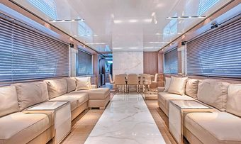 Baccarat yacht charter lifestyle