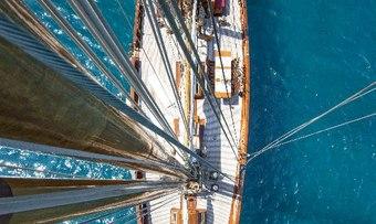Aello yacht charter lifestyle