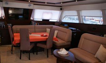 Anassa yacht charter lifestyle