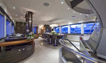 One Blue yacht charter lifestyle