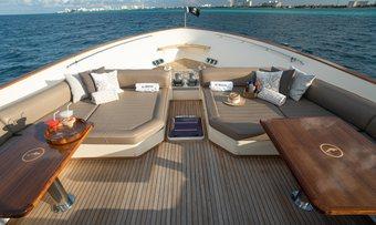 Nomada yacht charter lifestyle
