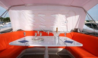 Maximo yacht charter lifestyle