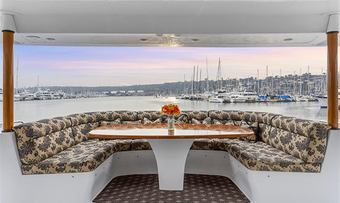 Three Blessings yacht charter lifestyle