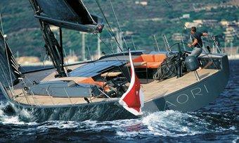 Aori yacht charter lifestyle