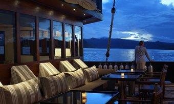 Alila Purnama yacht charter lifestyle