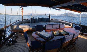 Capricorn 1 yacht charter lifestyle
