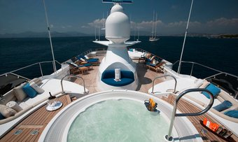 Shake N Bake TBD yacht charter lifestyle