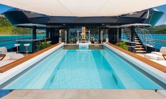 Solandge yacht charter lifestyle