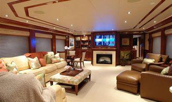 Aphrodite yacht charter lifestyle