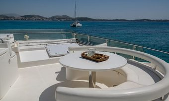Ananas yacht charter lifestyle