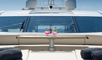 Alvium yacht charter lifestyle