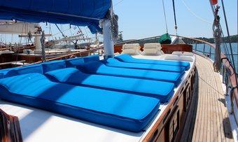 Malena yacht charter lifestyle