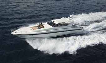 Ellery yacht charter Leopard Motor Yacht