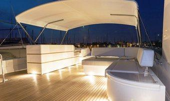 Armonia yacht charter lifestyle