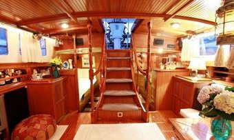Crystal Clear yacht charter lifestyle