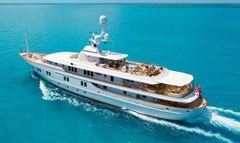 Katharine yacht charter CRN Motor Yacht