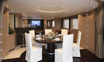 Hooligan II yacht charter lifestyle