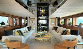 Lord Of The Seas yacht charter lifestyle