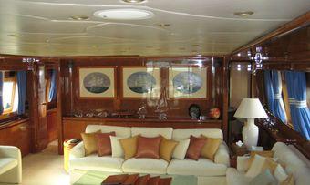 Kenayl II yacht charter lifestyle
