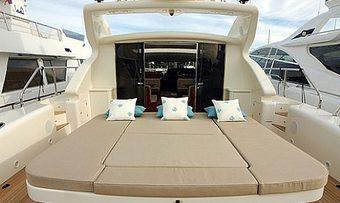 Bravo Delta yacht charter lifestyle