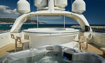 Nassima yacht charter lifestyle