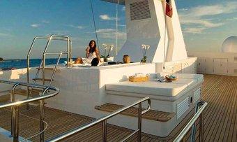 Illusion I yacht charter lifestyle