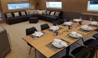 Spice of Life yacht charter lifestyle