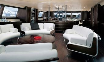 Parsifal III yacht charter lifestyle