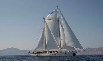 RHEA yacht charter  Sail Yacht