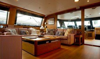 Heritage yacht charter lifestyle