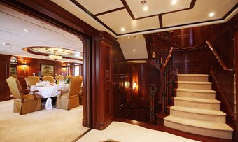 Nomad yacht charter lifestyle