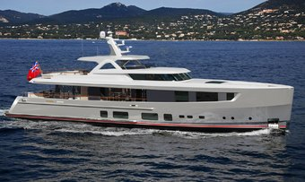 Delta One yacht charter Mulder Shipyard Motor Yacht