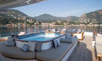 Katharine yacht charter lifestyle