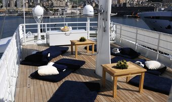 Dionea yacht charter lifestyle