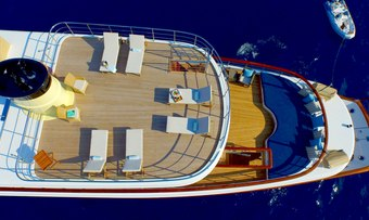 Clarity yacht charter lifestyle