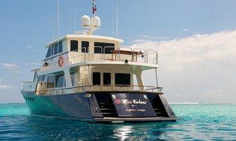 Miss Kulani yacht charter lifestyle