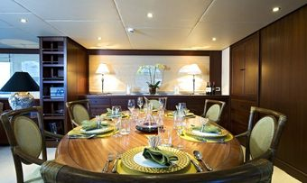 C-Side yacht charter lifestyle