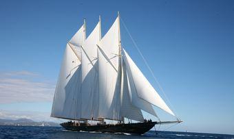 Atlantic yacht charter Van der Graaf Sail Yacht