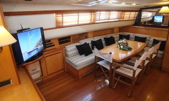 Centurion yacht charter lifestyle