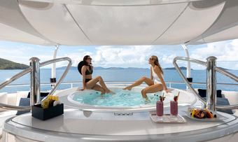 Excellence yacht charter lifestyle