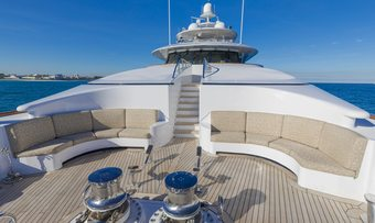 Amica Mea yacht charter lifestyle