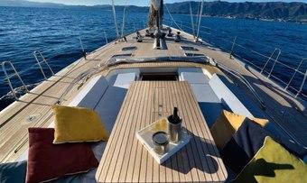 Tess yacht charter lifestyle