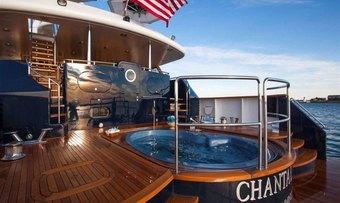 Chantal Ma Vie yacht charter lifestyle