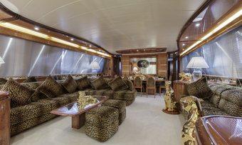 Sea Jaguar yacht charter lifestyle